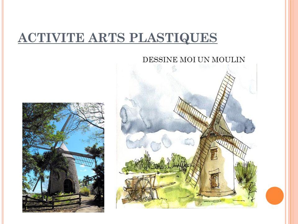 ACTIVITE ARTS PLASTIQUES