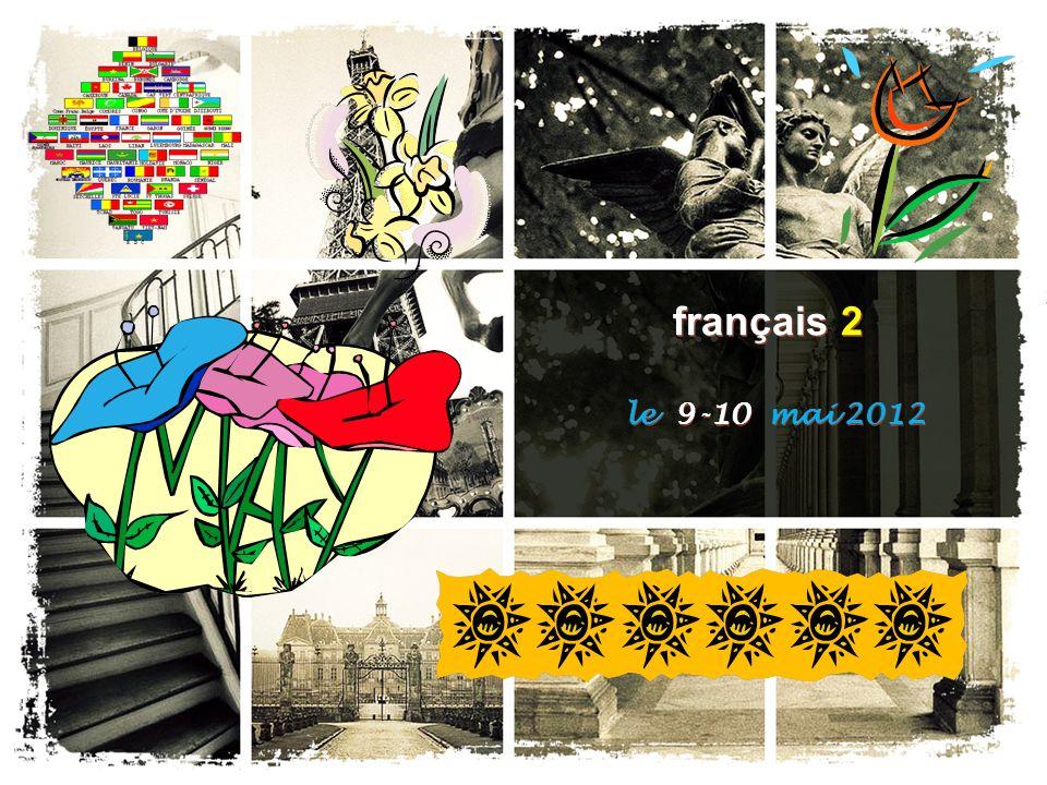 français 2 le 9-10 mai 2012