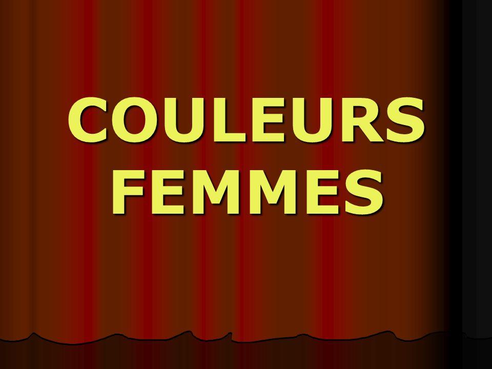 COULEURS FEMMES