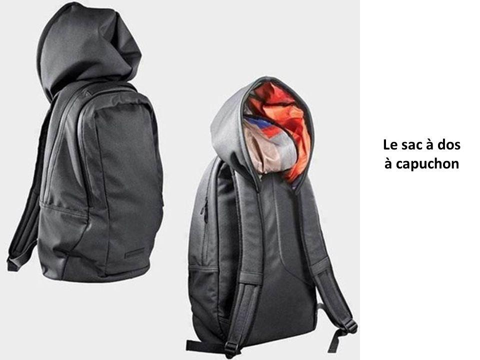 Le sac à dos à capuchon
