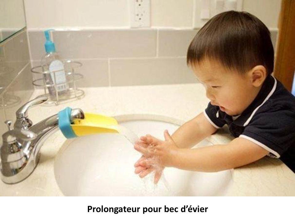 Prolongateur pour bec d'évier