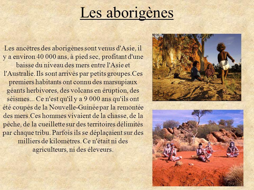 Les aborigènes