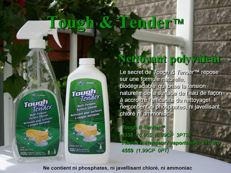 Tough & Tender™ Nettoyant polyvalent