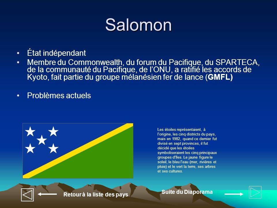 Salomon État indépendant