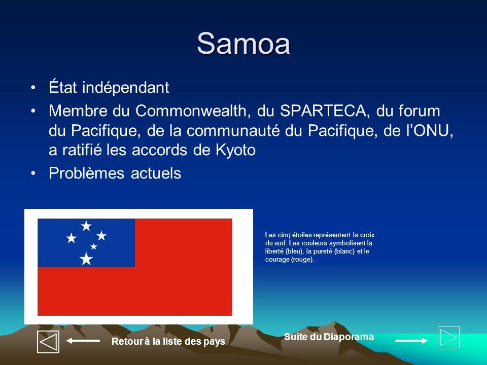 Samoa État indépendant