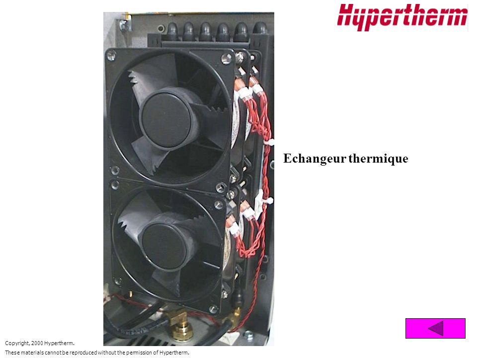 Echangeur thermique