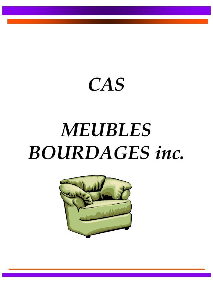 CAS MEUBLES BOURDAGES inc.