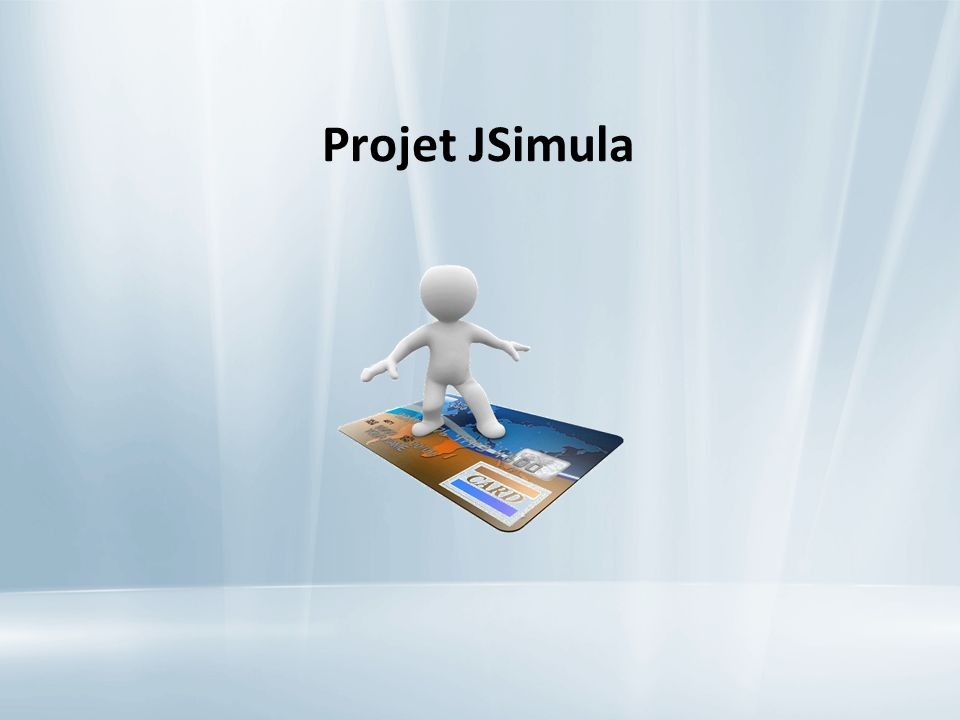 Projet JSimula