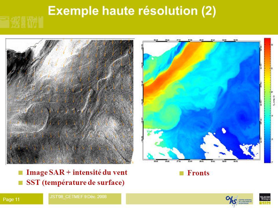Exemple haute résolution (2)