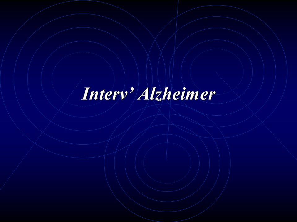 Interv' Alzheimer
