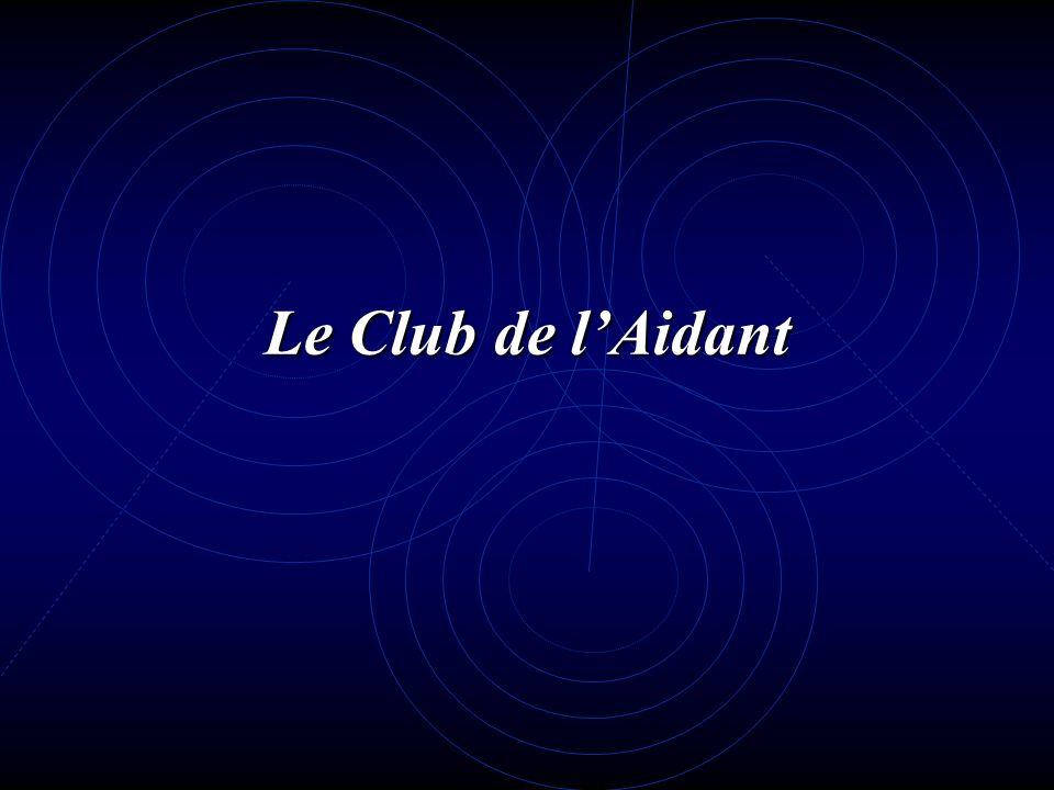 Le Club de l'Aidant