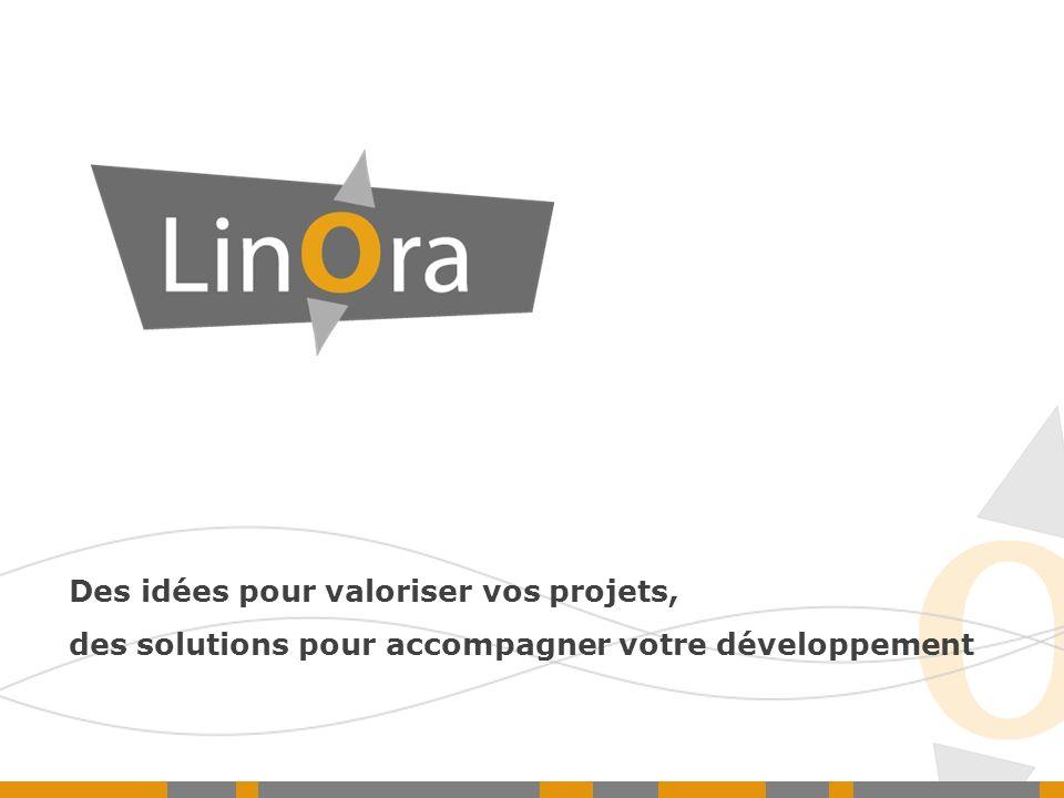 Des idées pour valoriser vos projets,