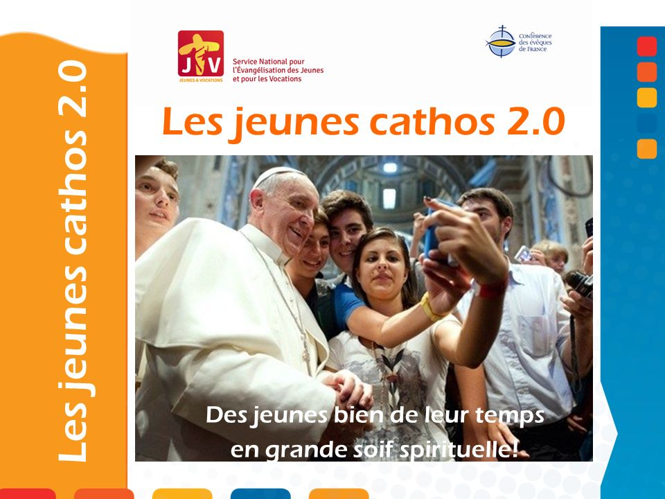 Les jeunes cathos 2.0 Les jeunes cathos 2.0