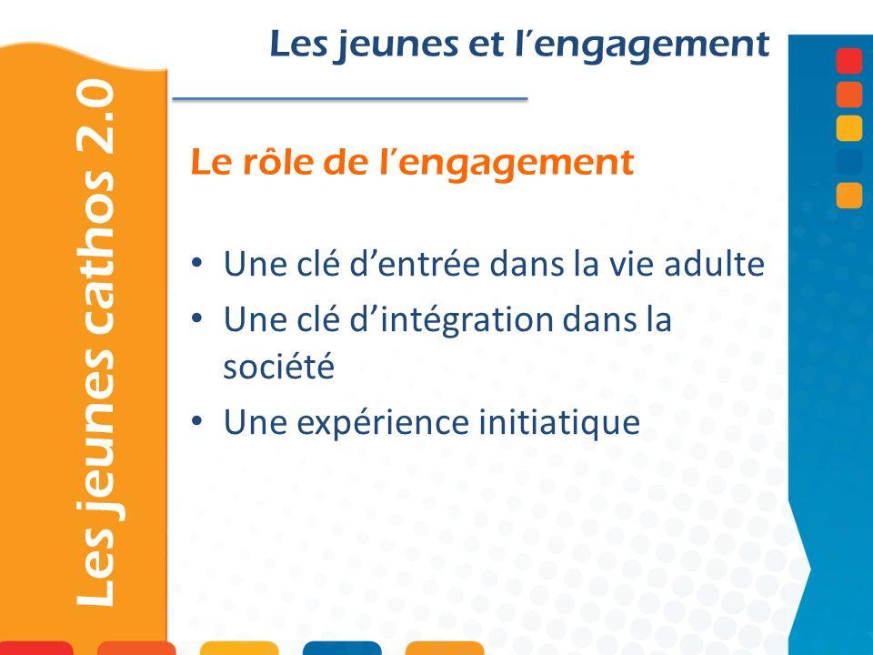 Le rôle de l'engagement