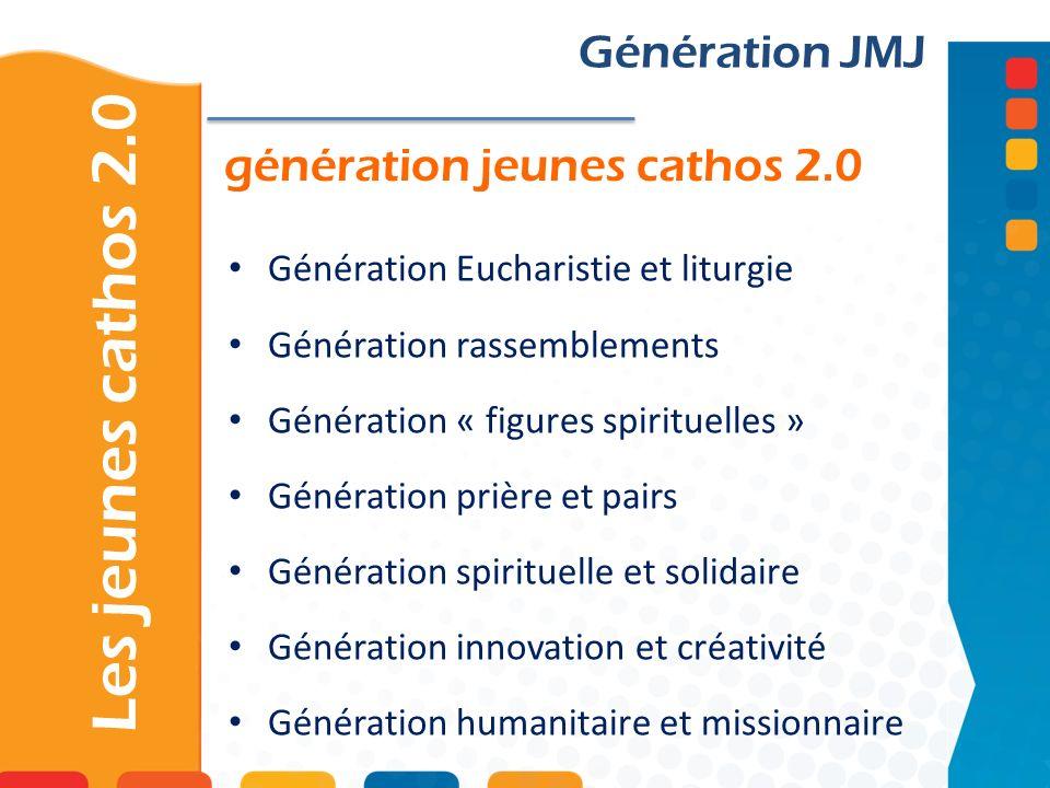génération jeunes cathos 2.0