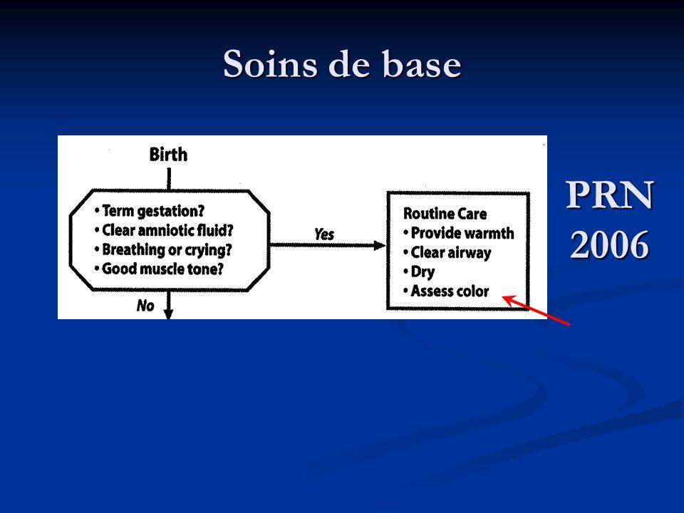 Soins de base PRN 2006