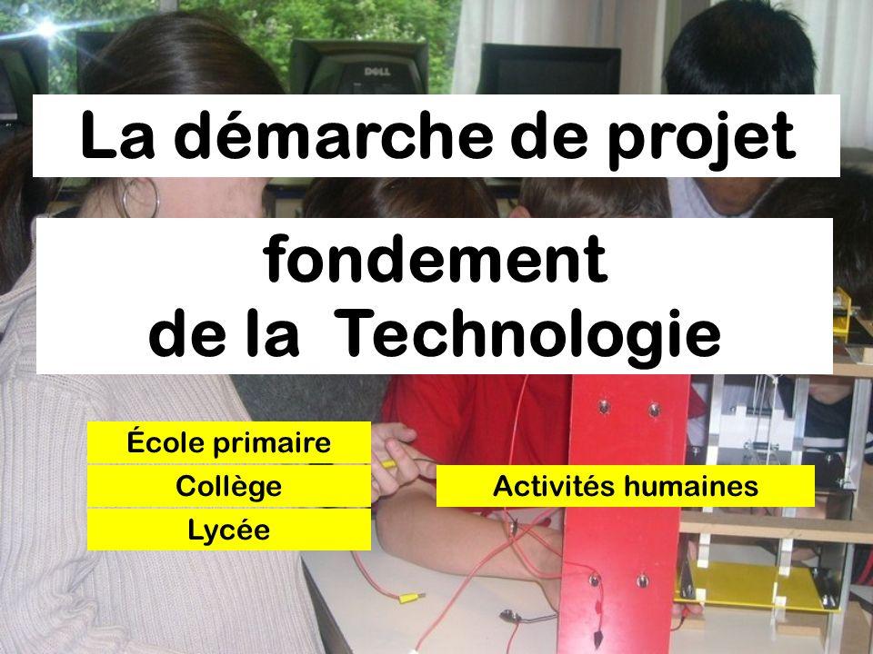 fondement de la Technologie