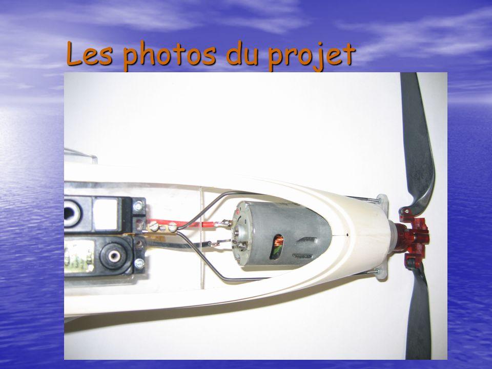 Les photos du projet