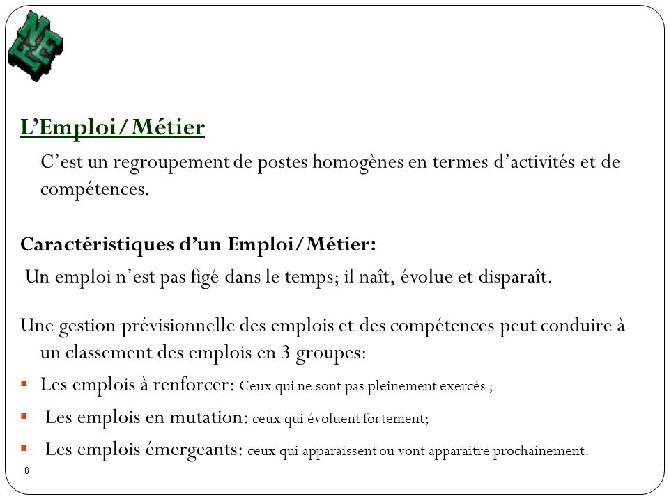 concept  methode  outls et indicateurs