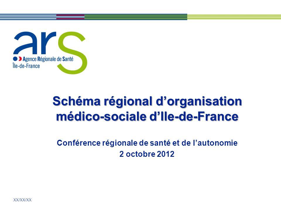 Schéma régional d'organisation médico-sociale d'Ile-de-France