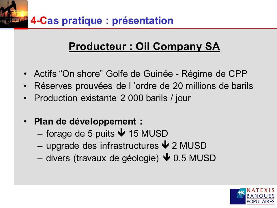 4-Cas pratique : présentation