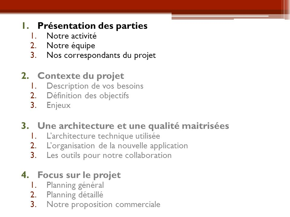 Culturacing quand un r seau social conjugue avec la for Projet architectural definition