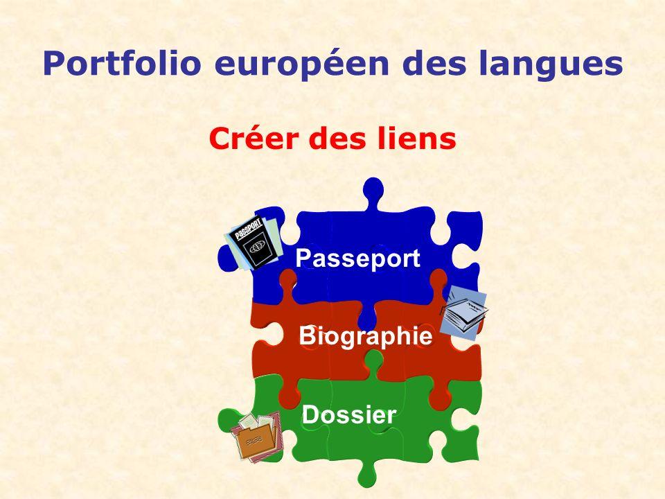 Portfolio européen des langues