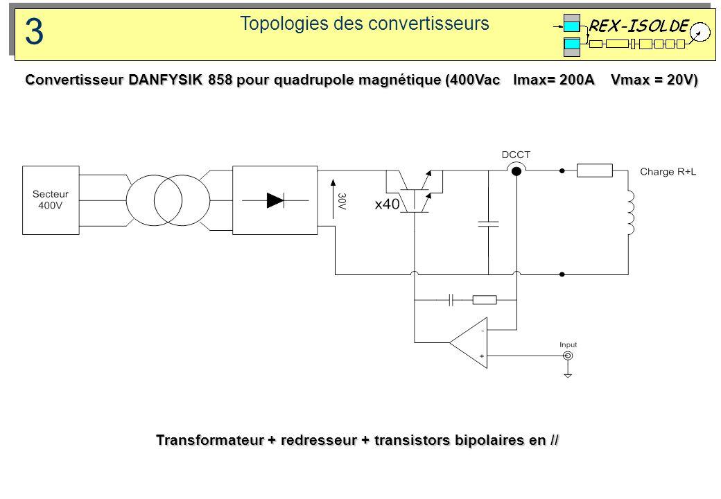 Transformateur + redresseur + transistors bipolaires en //