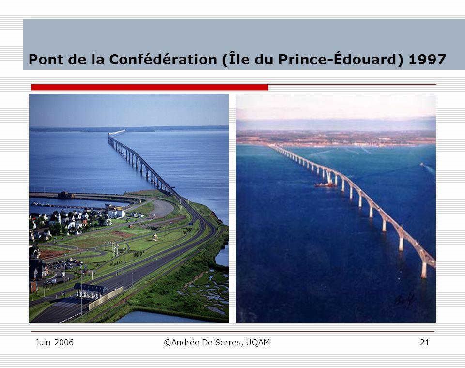 Pont de la Confédération (Île du Prince-Édouard) 1997