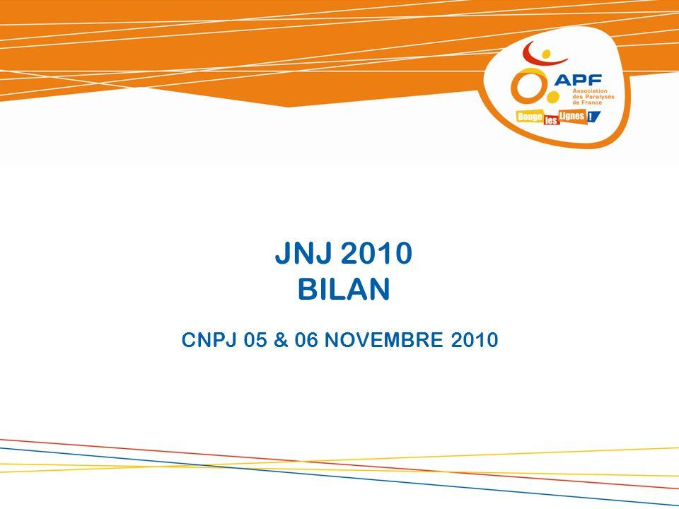 JNJ 2010 BILAN CNPJ 05 & 06 NOVEMBRE 2010