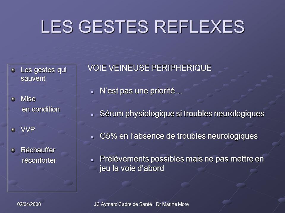 JC Aymard Cadre de Santé - Dr Marine More