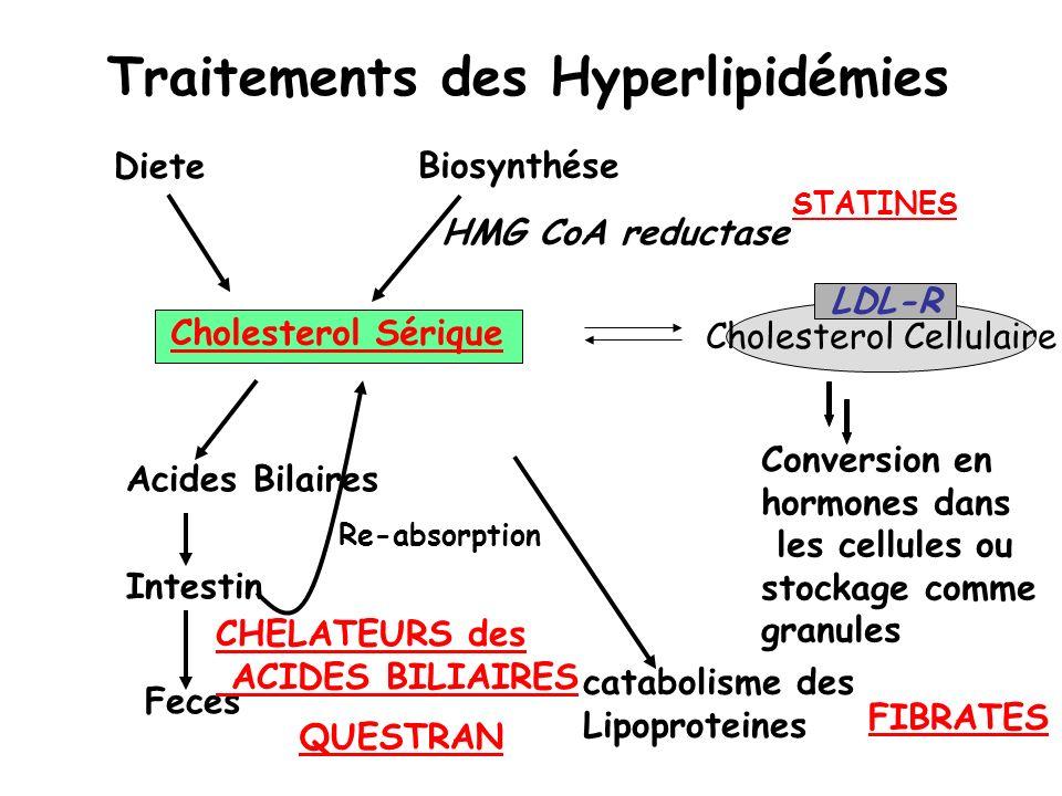 Cholesterol Cellulaire