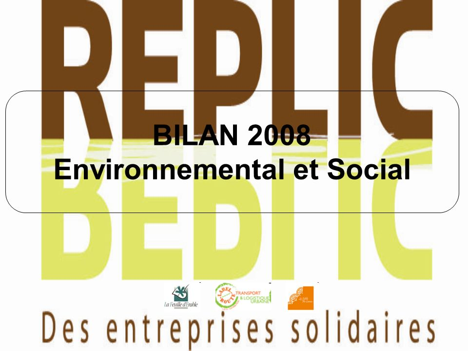 Environnemental et Social
