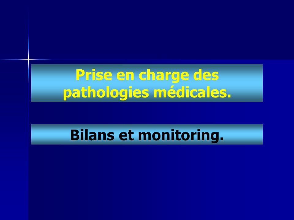 pathologies médicales.