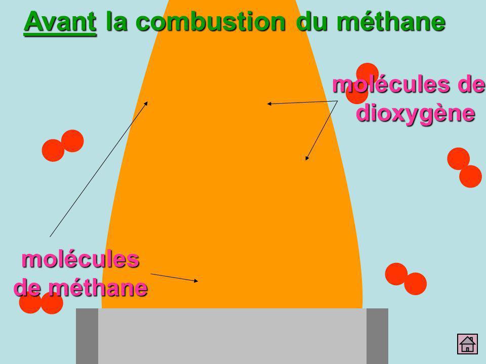 molécules de dioxygène