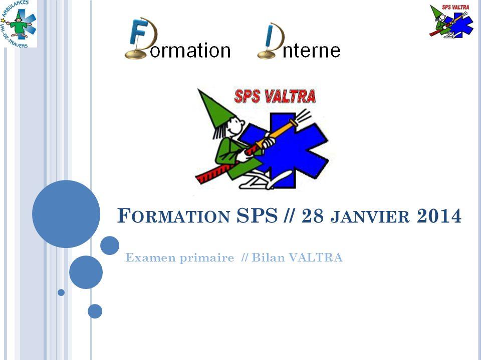 Formation SPS // 28 janvier 2014
