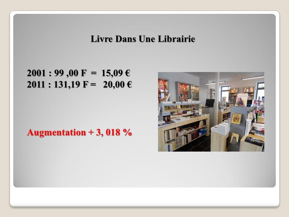 Livre Dans Une Librairie