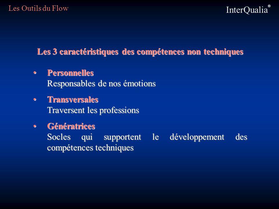 Les 3 caractéristiques des compétences non techniques