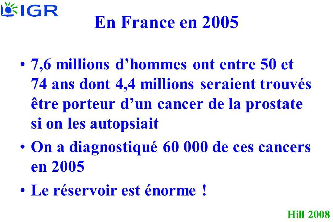 En France en 2005