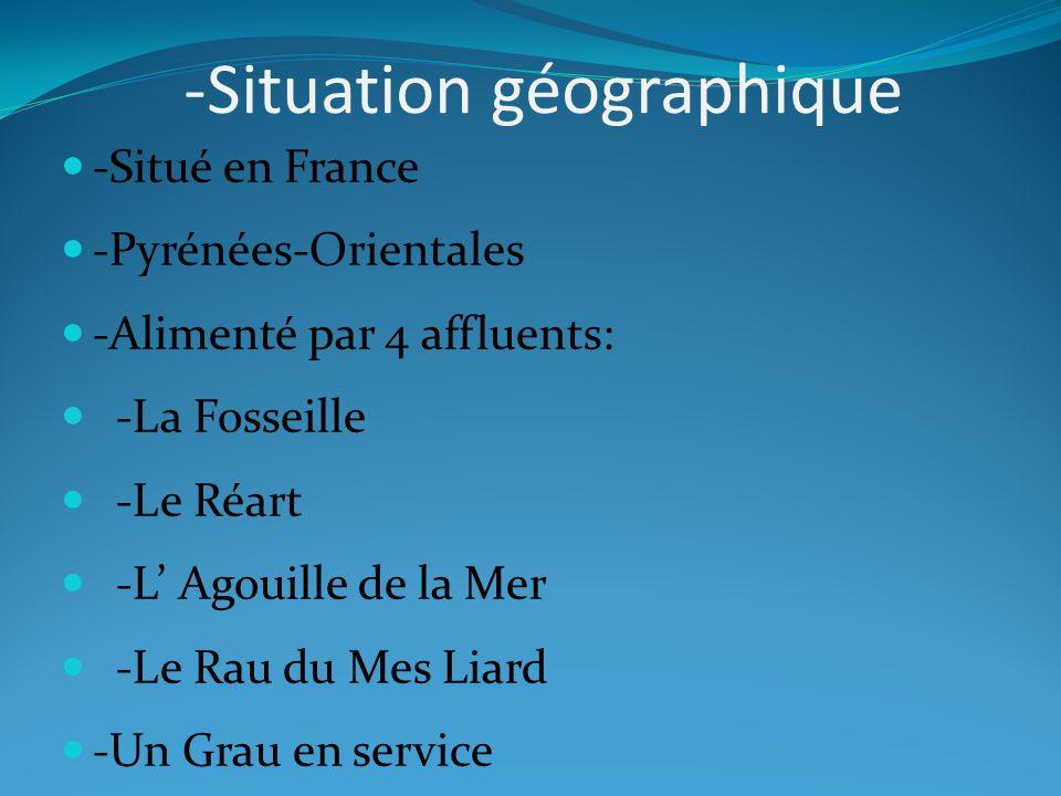 -Situation géographique