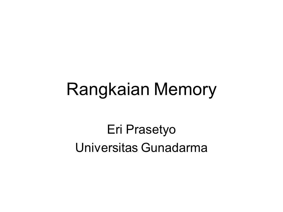 Eri Prasetyo Universitas Gunadarma