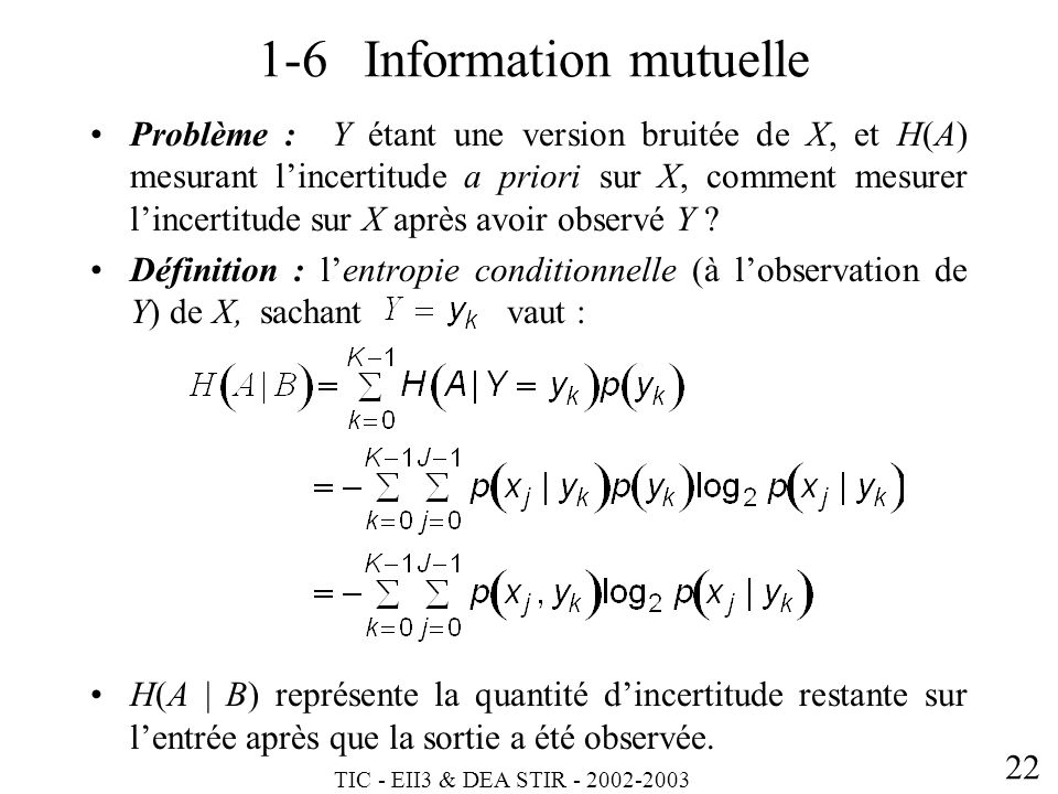 1-6 Information mutuelle
