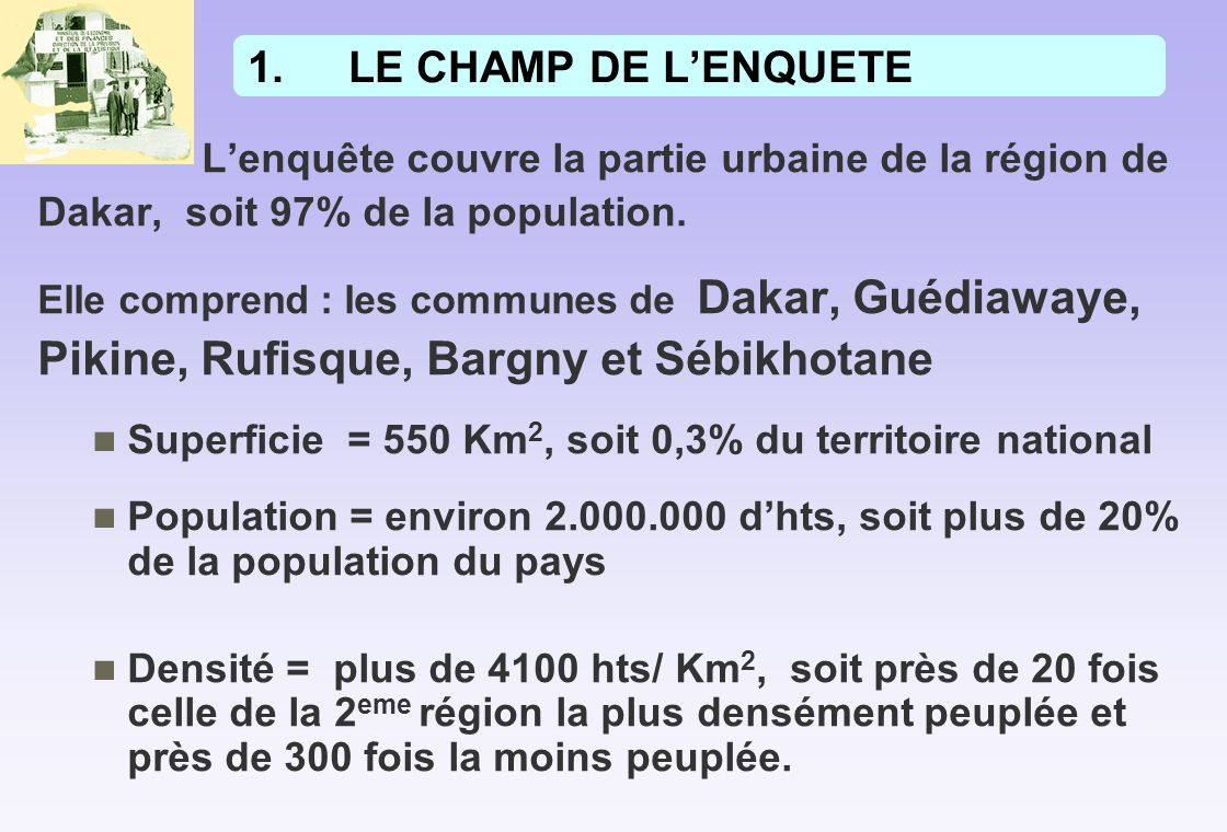 Pikine, Rufisque, Bargny et Sébikhotane