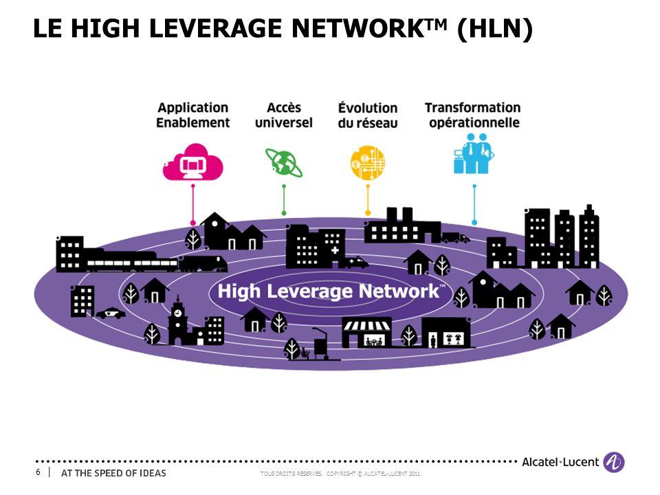LE HIGH LEVERAGE NETWORKTM (HLN)
