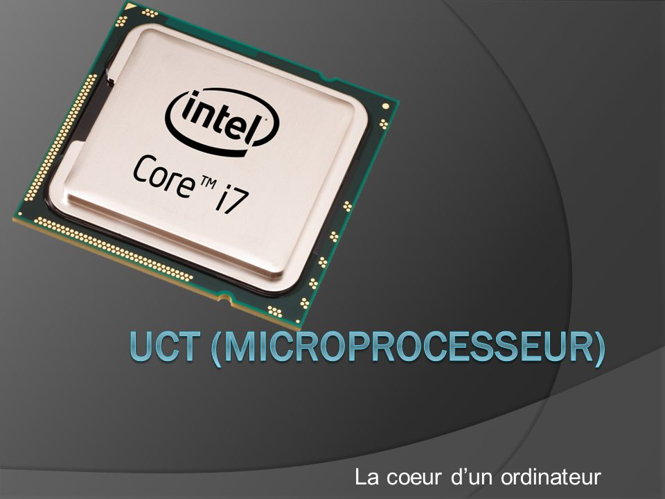 UCT (MicroProcesseur)