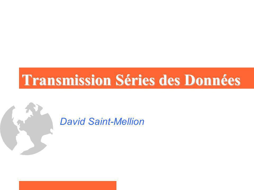 Transmission Séries des Données