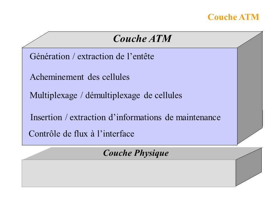 Insertion / extraction d'informations de maintenance