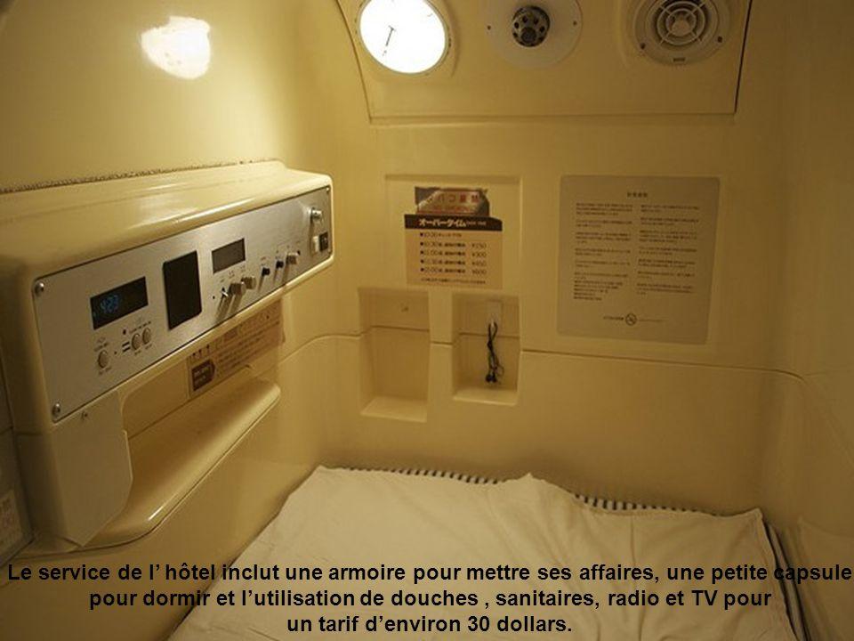 pour dormir et l'utilisation de douches , sanitaires, radio et TV pour