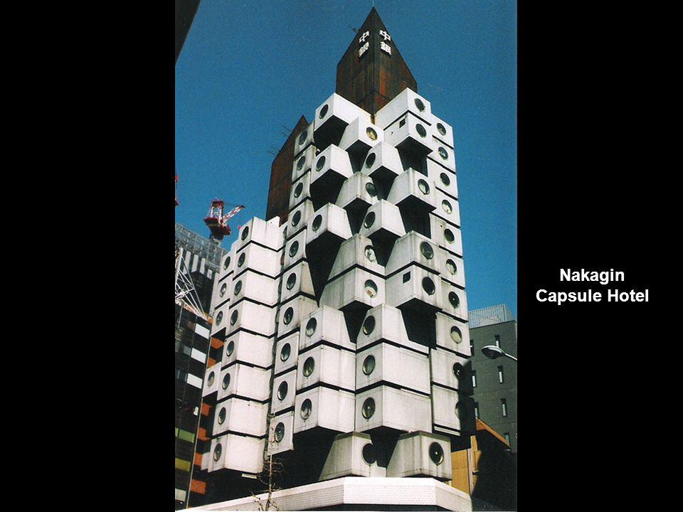 Nakagin Capsule Hotel