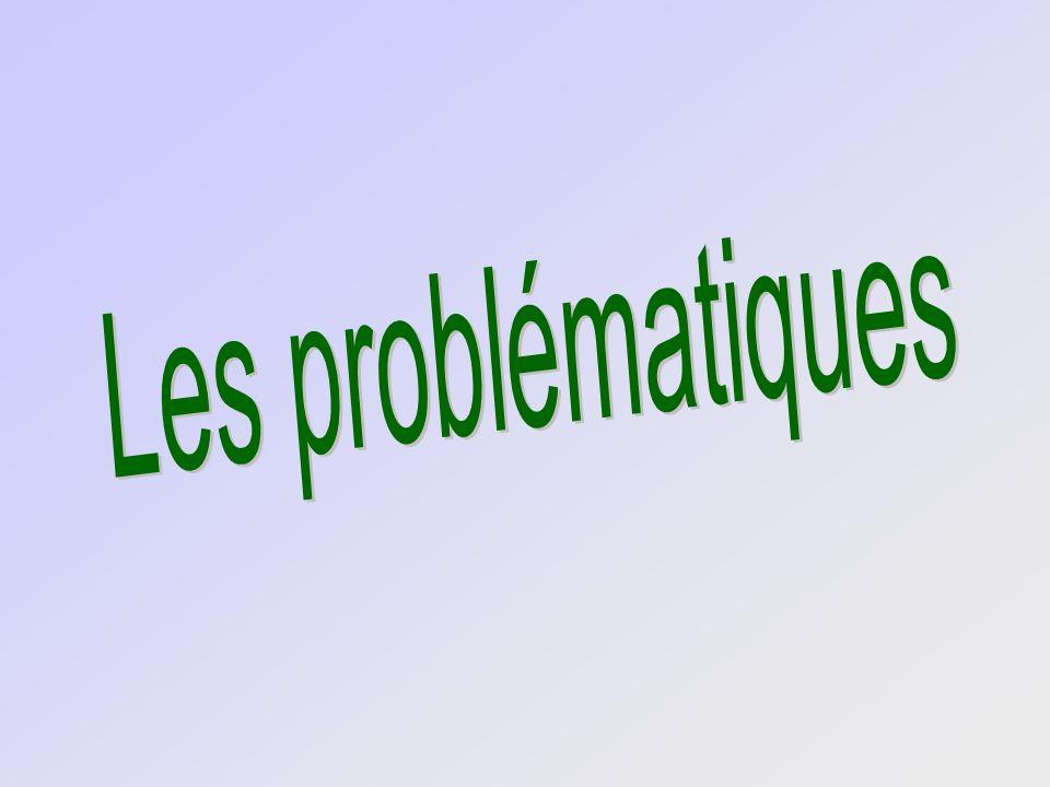 Les problématiques